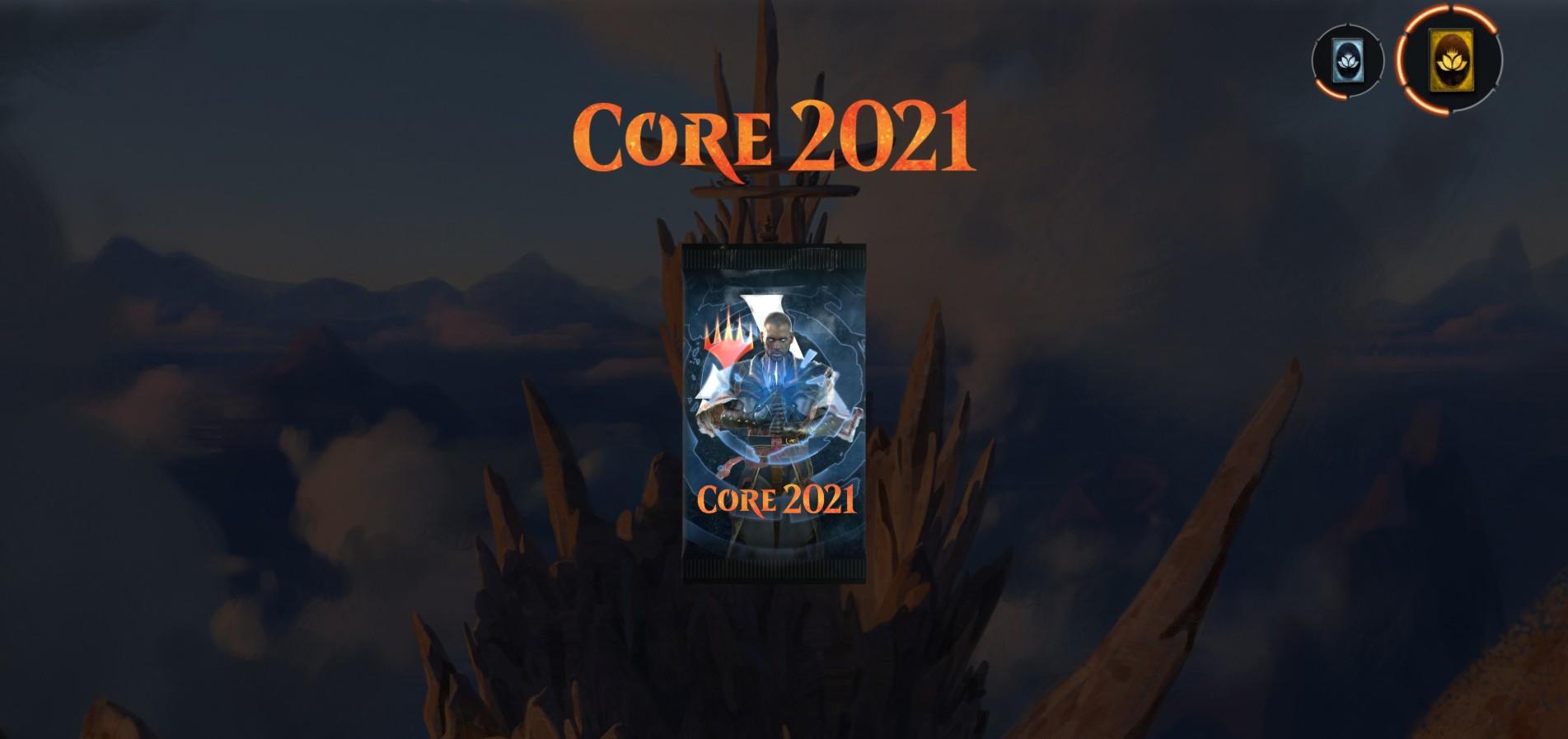 Magic: Arena's Core 2021 is a sensible set