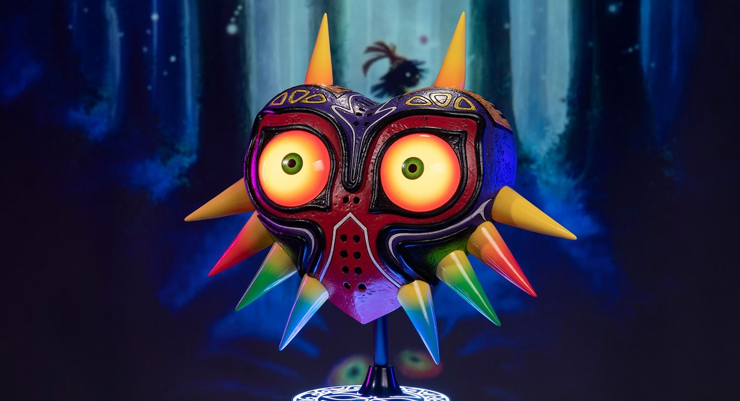 A Zelda: Majora's Mask replica is for sale, but you can't wear it