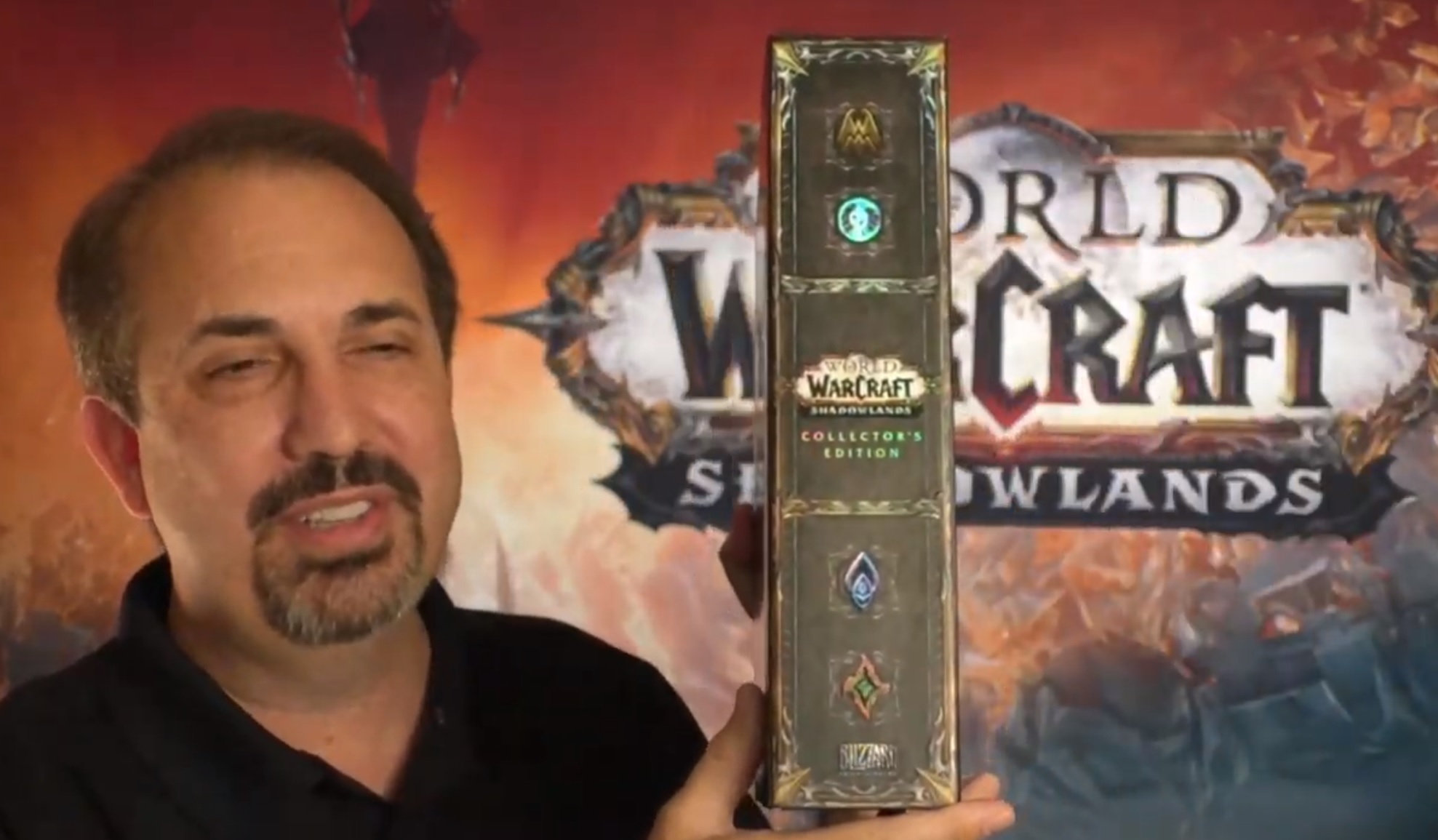 World of Warcraft: Shadowlands will not be delayed, 'even if Blizzard employees have to ship it from their homes'