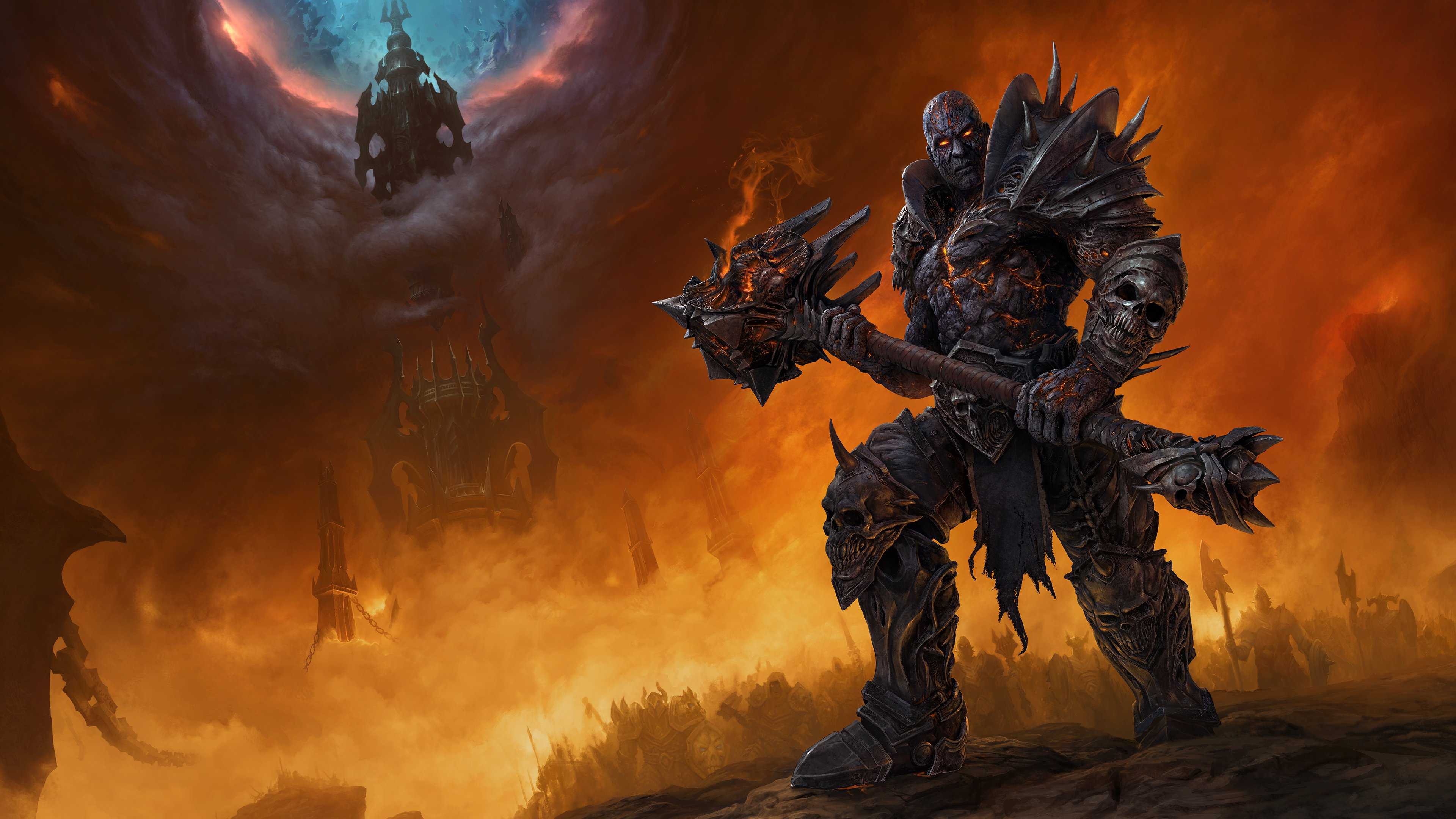 Here's an expanded look at World of Warcraft: Shadowlands' upcoming beta