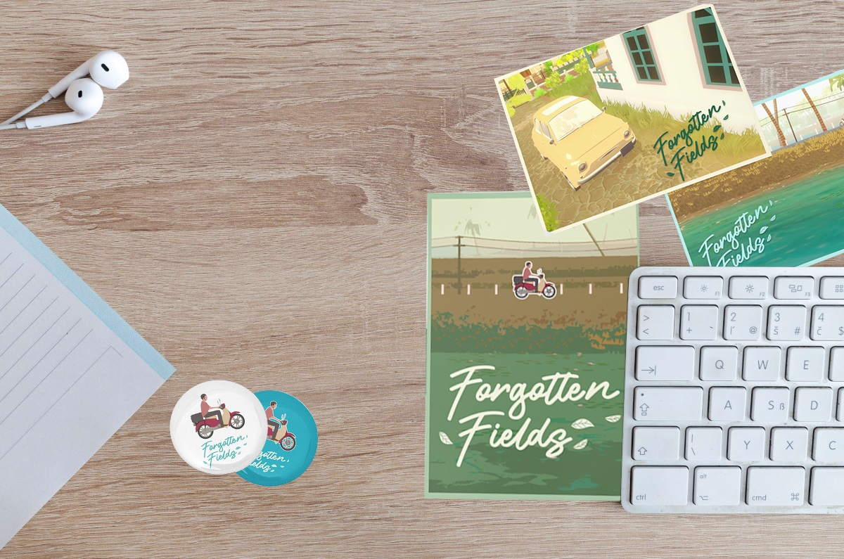 Contest: Win a Forgotten Fields prize pack