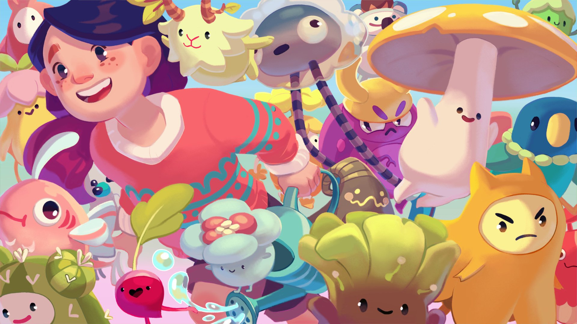 Early Access Review: Ooblets screenshot