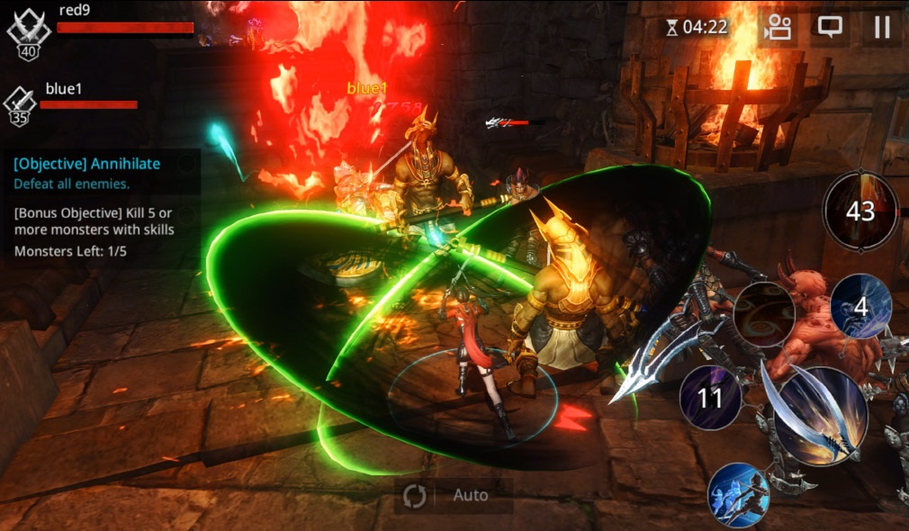 Giveaway: Darkness Rises celebrates two years of action, take an Android key for premium content screenshot