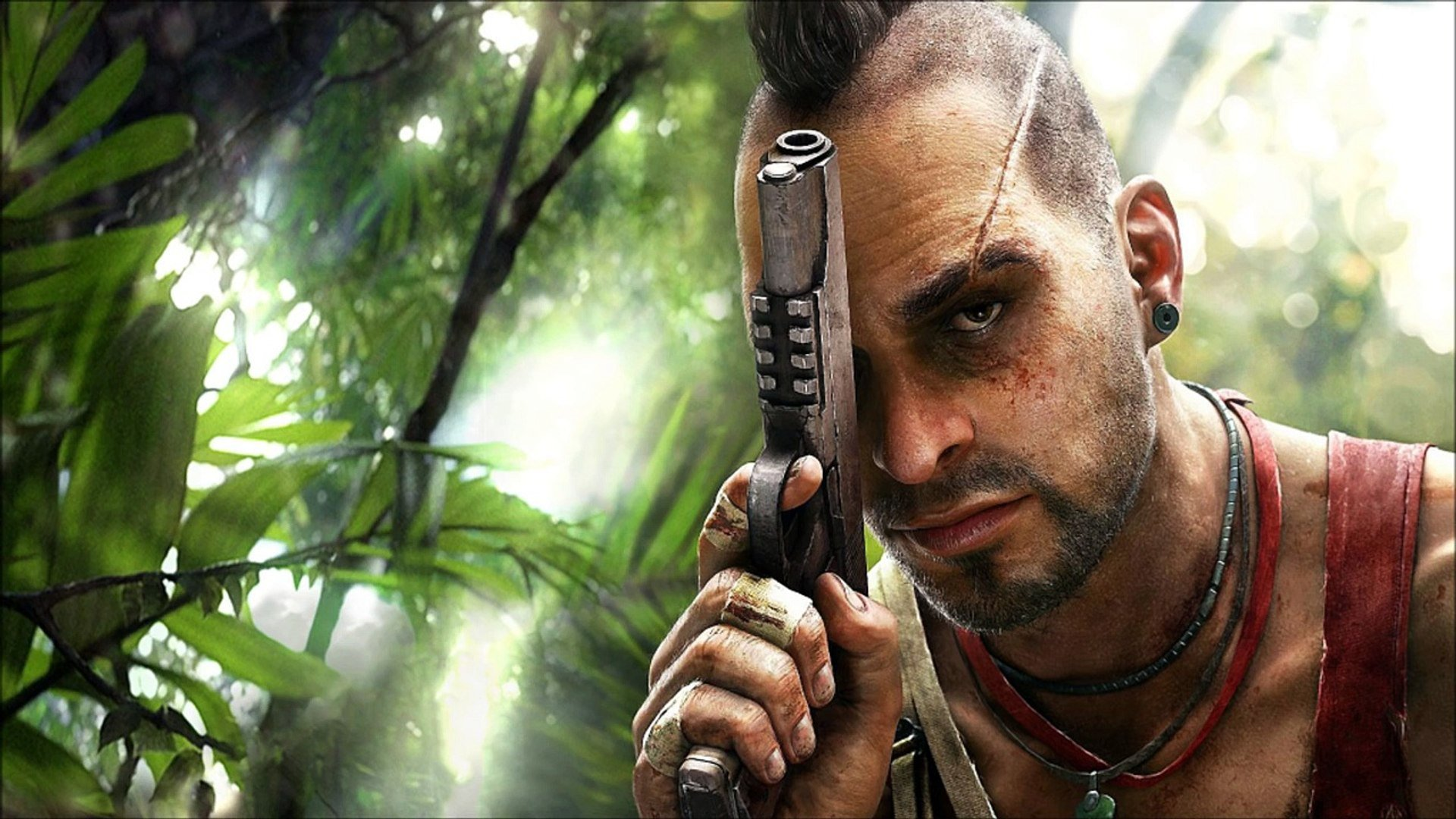 Some scar forensics strengthen the case that Vaas is in Far Cry 6 screenshot