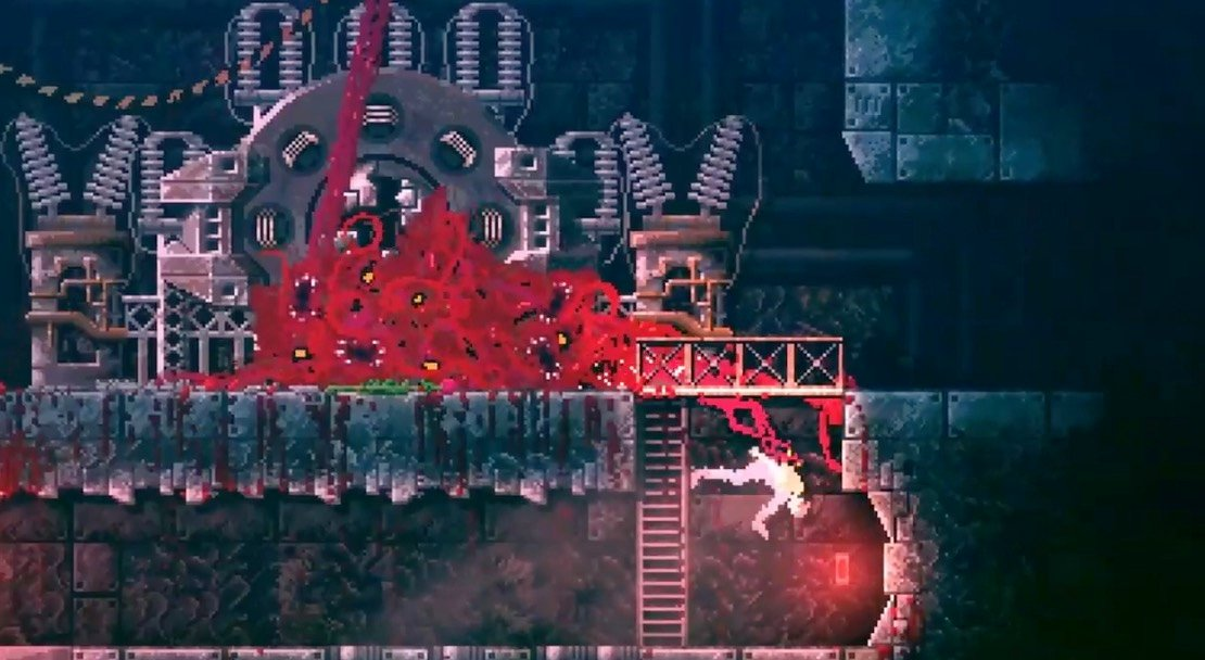 Carrion will leave a trail of blood across Switch, Xbox and PC on ...