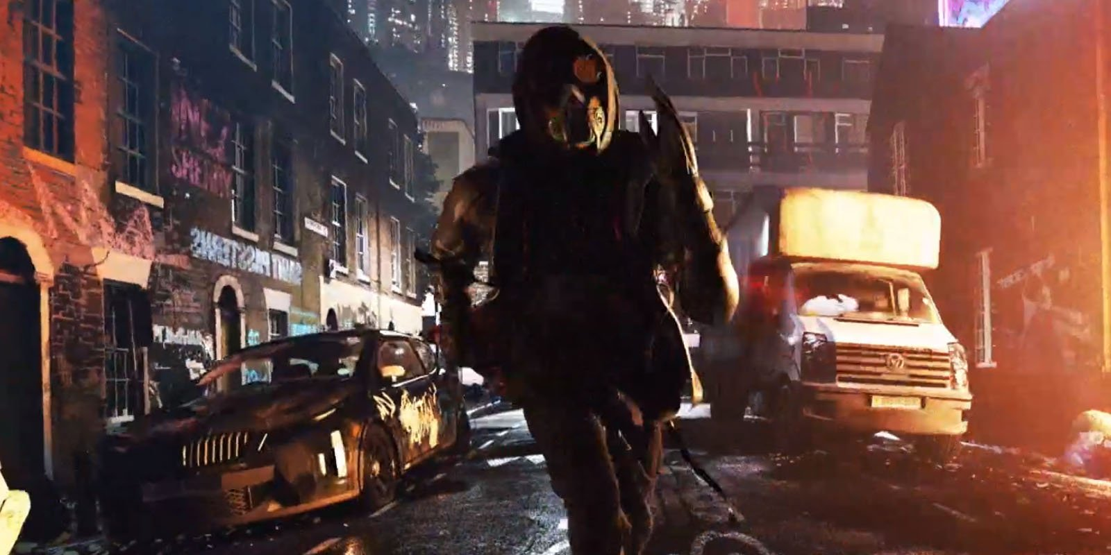 Ubisoft reminds us that Watch Dogs: Legion still exists with a new trailer screenshot