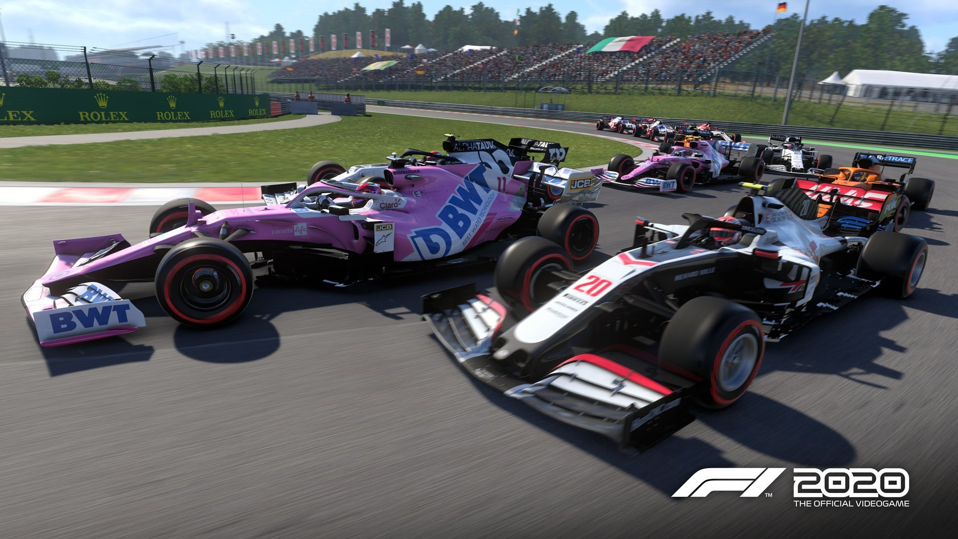 Contest: Win F1 2020 Deluxe Schumacher Edition for PS4 or Xbox One screenshot