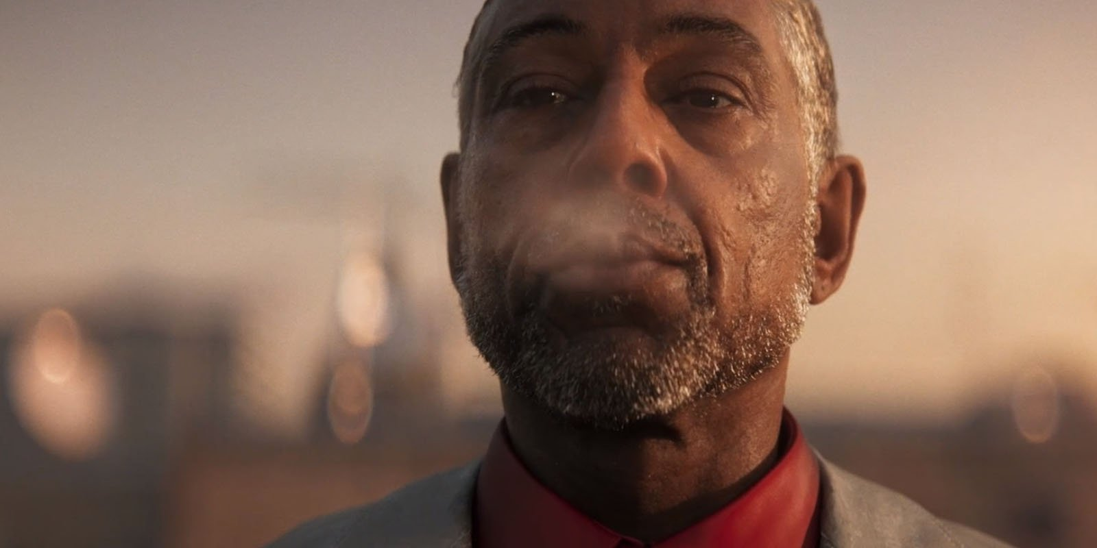 Here's another quick look at Giancarlo 'Gus' Esposito in Far Cry 6, out next February