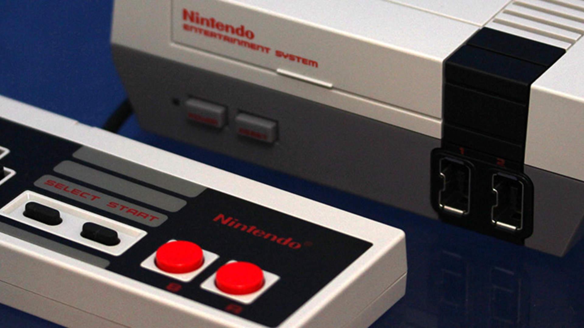You better believe the LEGO NES set has you building a CRT TV screenshot