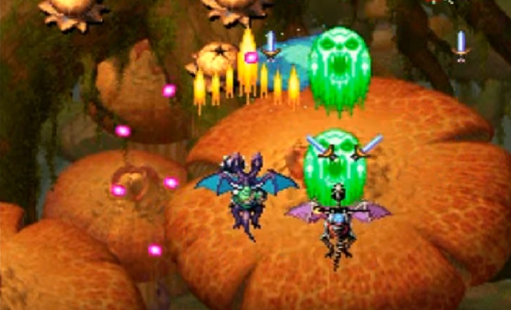 Psikyo shmup Dragon Blaze will take flight on PC July 30 screenshot