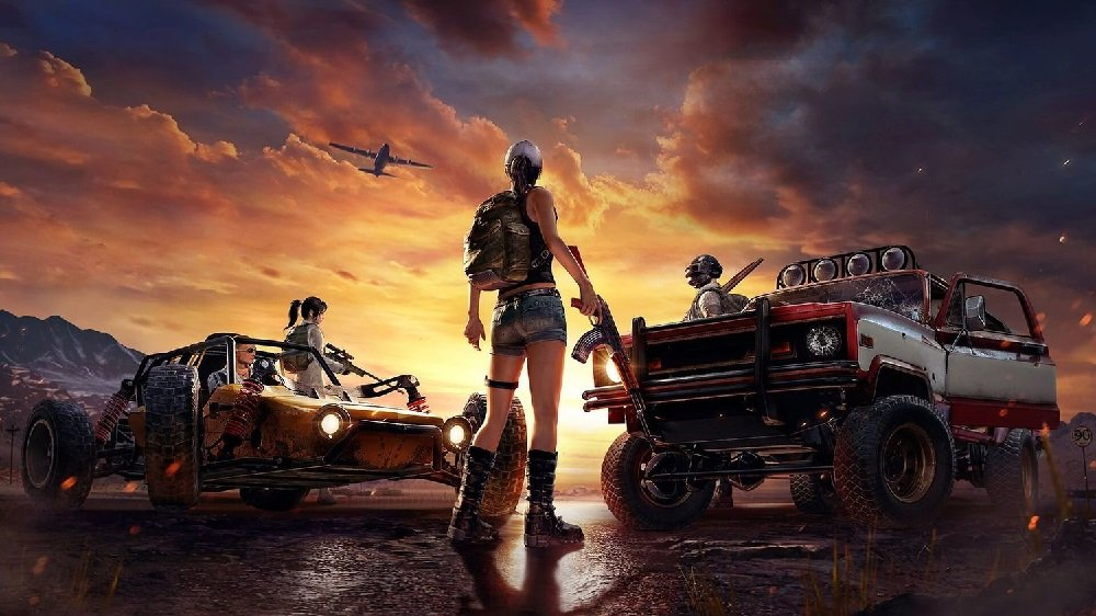PUBG developer wants to keep telling stories for 20 years screenshot