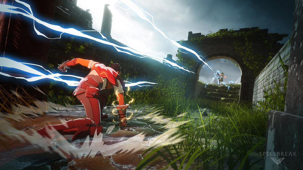 Spellbreak, that battle royale game with cool magical combat, will be free-to-play screenshot