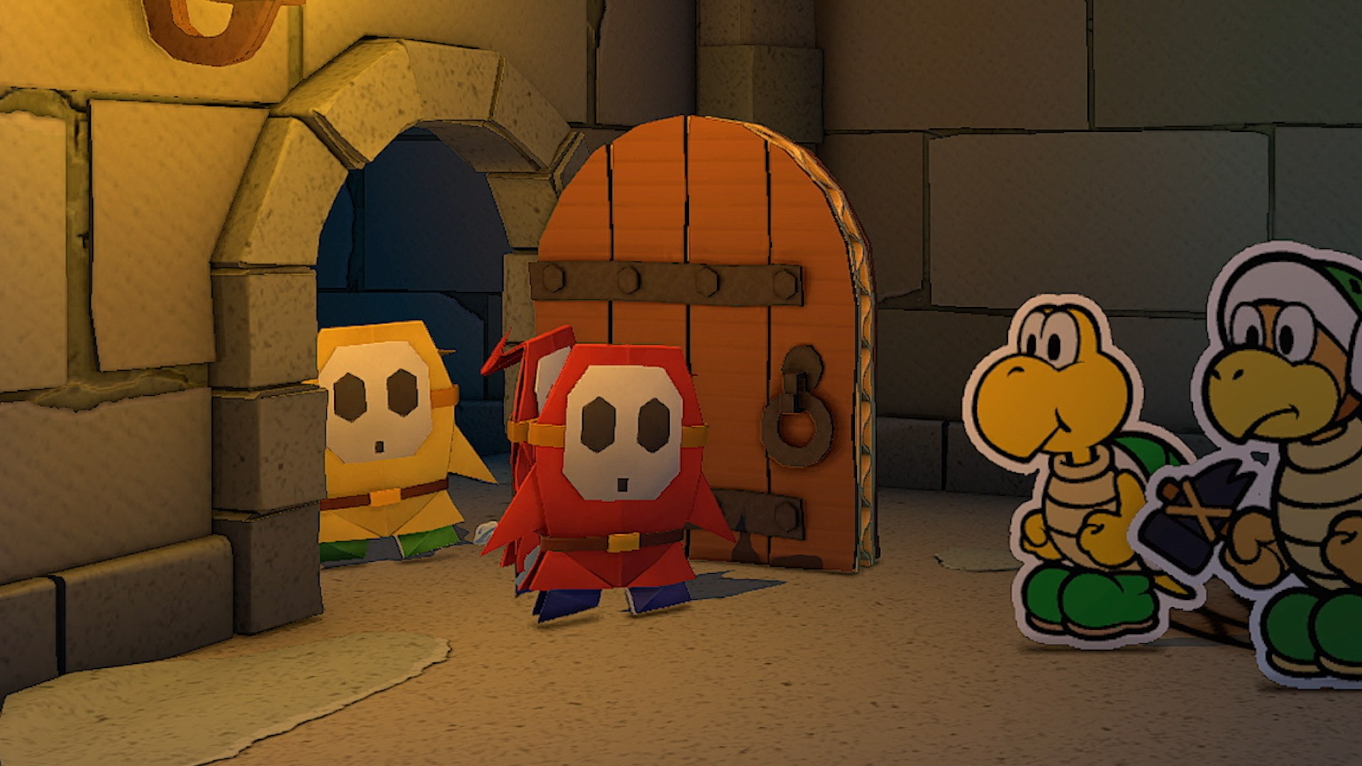 Paper Mario producer says that the series subsides on easy to understand, universal humor screenshot