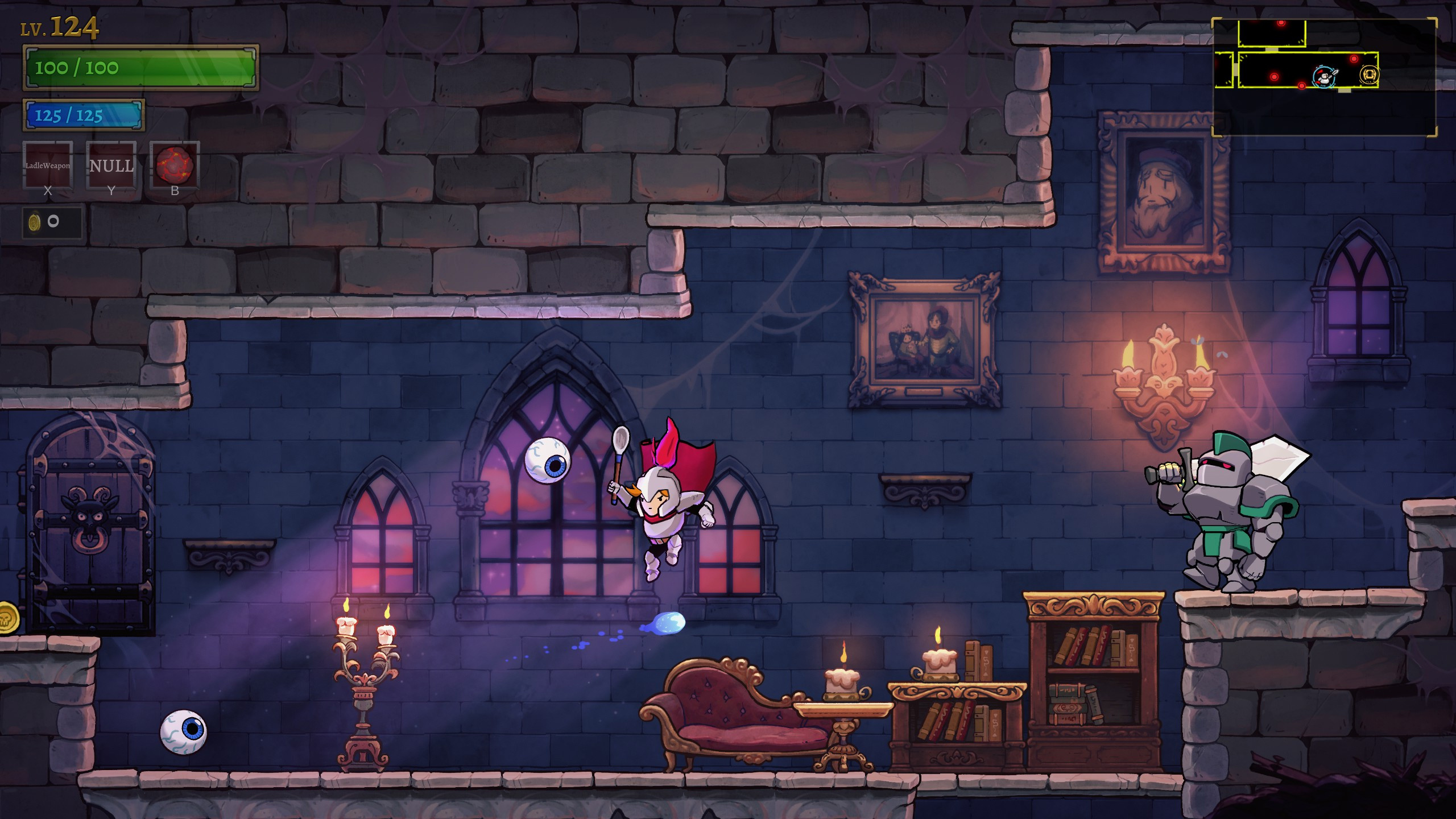 Rogue Legacy 2 is slipping a few weeks to August 18 screenshot
