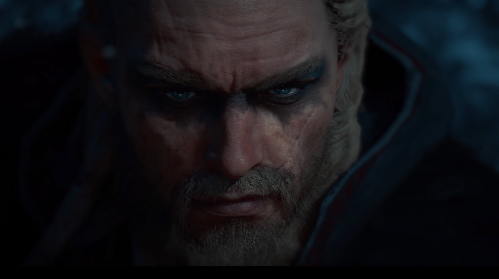 Assassin's Creed Valhallla trailer introduces the fearsome Eivor screenshot