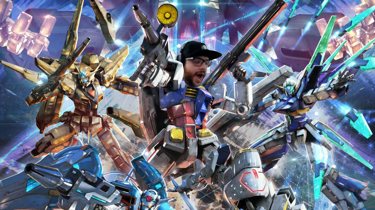 Mobile Suit Gundam Extreme Vs fans: Join us August 1 for a very special stream