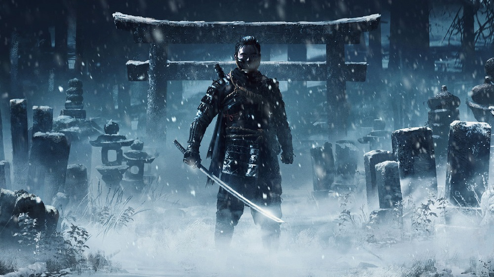 Ghost of Tsushima slices straight into the top spot of the UK Charts screenshot