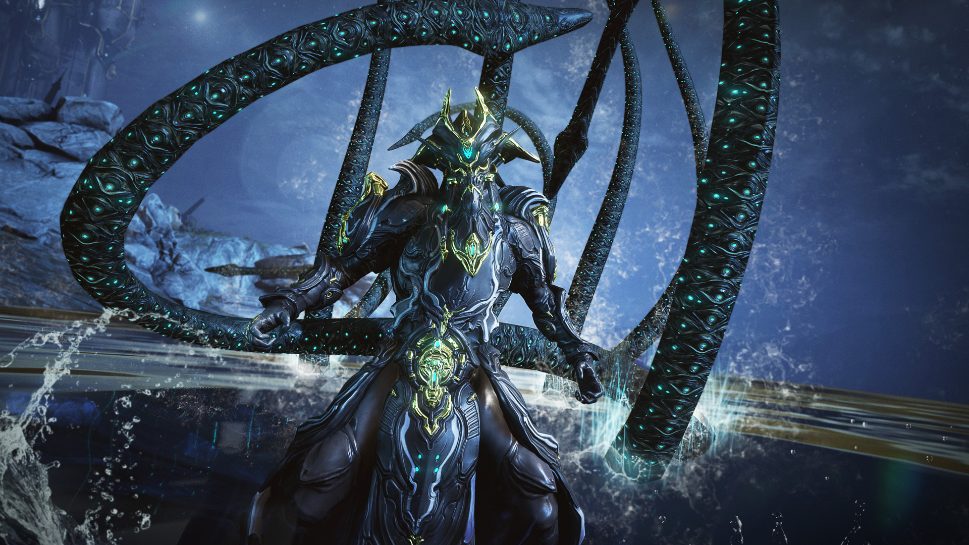 Warframe's Digital Extremes is teasing the Heart of Deimos and Hydroid Prime for TennoCon 2020 screenshot