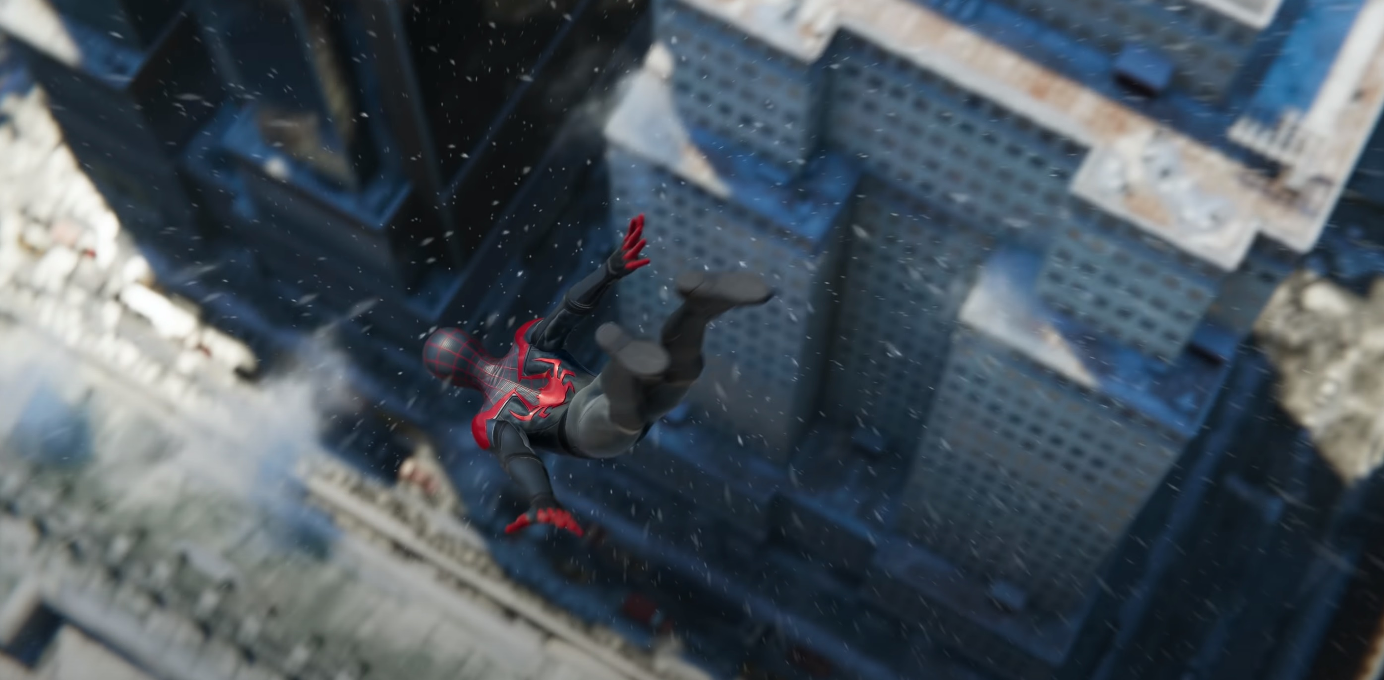 Insomniac's Spider-Man: Miles Morales will have an optional 4K/60FPS performance mode screenshot