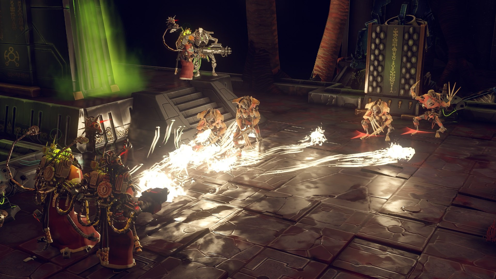 Contest: Win Warhammer 40,000: Mechanicus for Switch, PS4, or Xbox One screenshot
