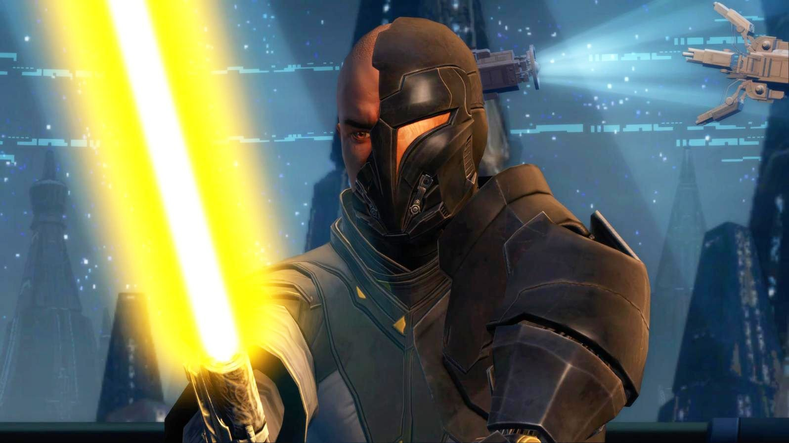 Star Wars: The Old Republic forces its way onto Steam nine years after launching screenshot