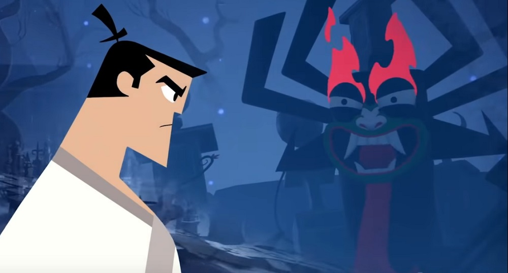 Samurai Jack: Battle Through Time relights the flames of love and anger on August 21 screenshot