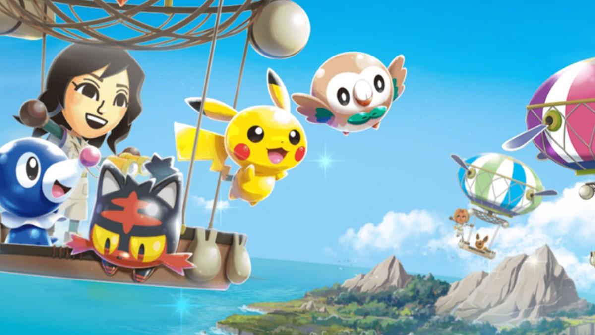 Pokemon Rumble Rush is completely dead screenshot