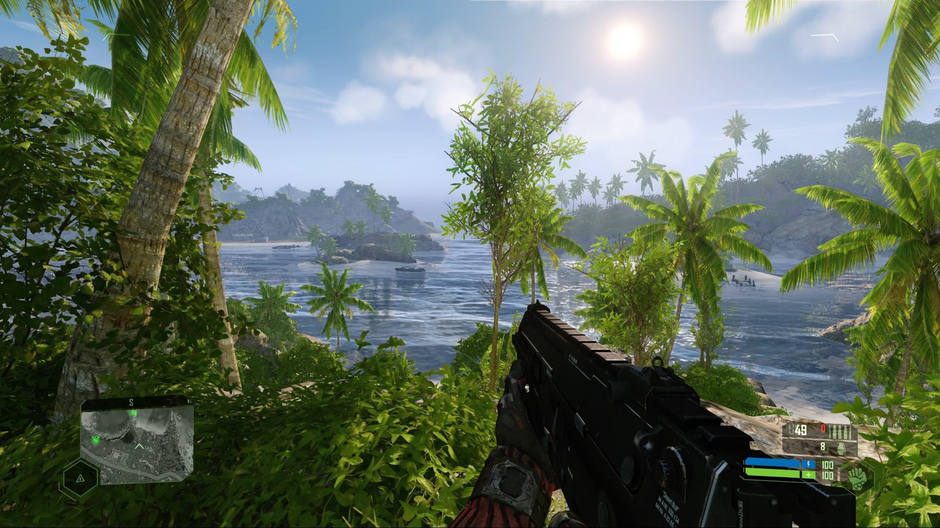 Nintendo Download: Crysis Remastered screenshot