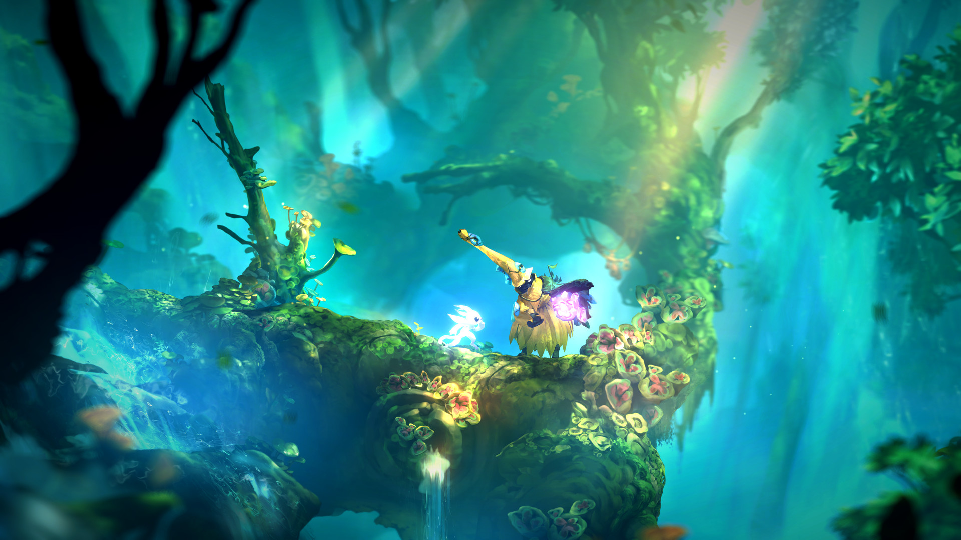 Microsoft is working on an 'Xbox Series X version' of Ori and the Will of the Wisps using its 'crazy power'