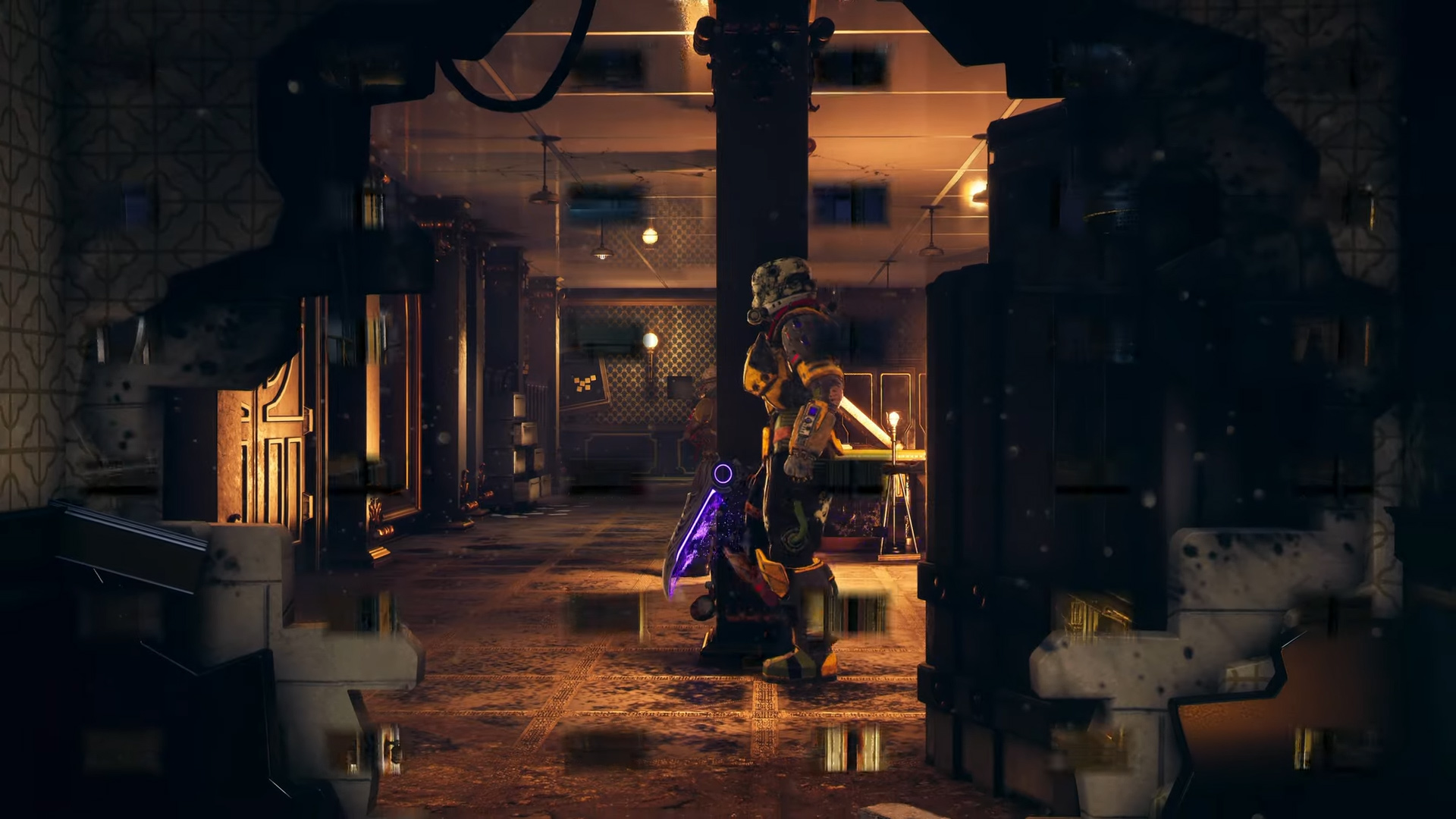 The Outer Worlds: Peril on Gorgon launches on September 9 screenshot