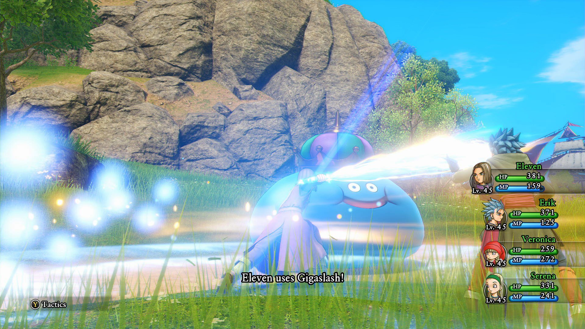 Dragon Quest XI S - Definitive Edition will be $40 on PC, PS4, and Xbox One screenshot