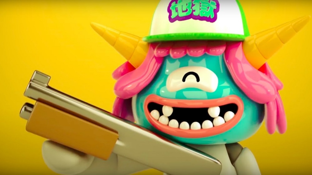 Goofy party game Headsnatchers lands on PS4 next week screenshot