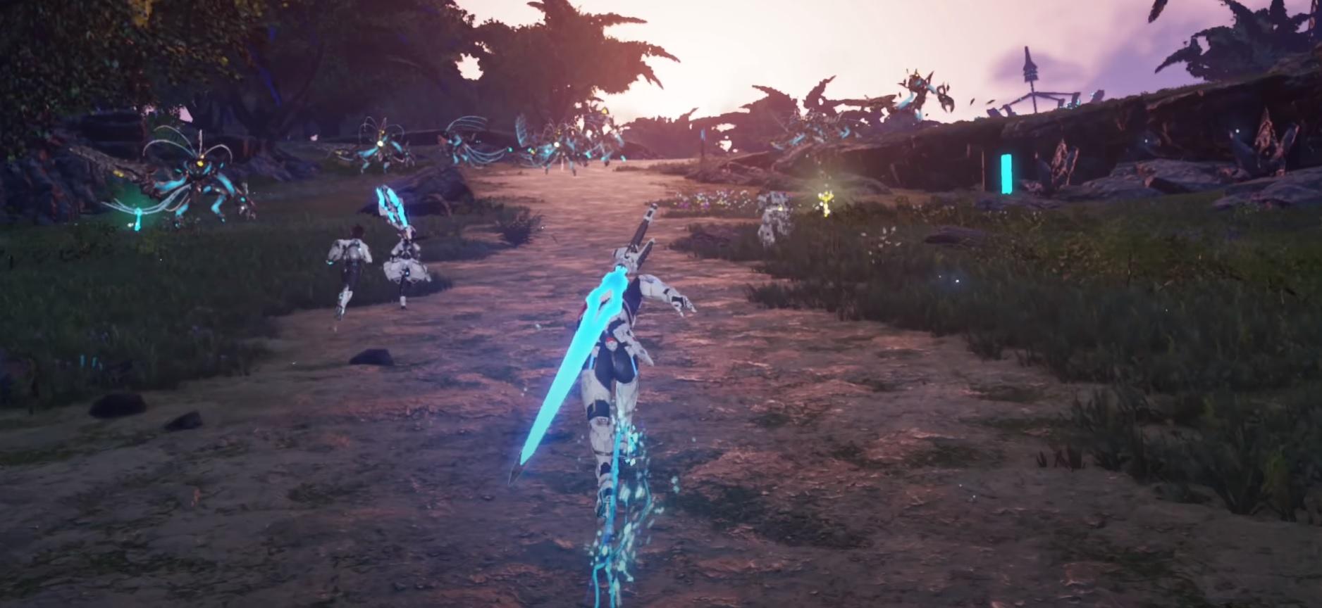 Sega tries to explain exactly what Phantasy Star Online 2: New Genesis actually is screenshot
