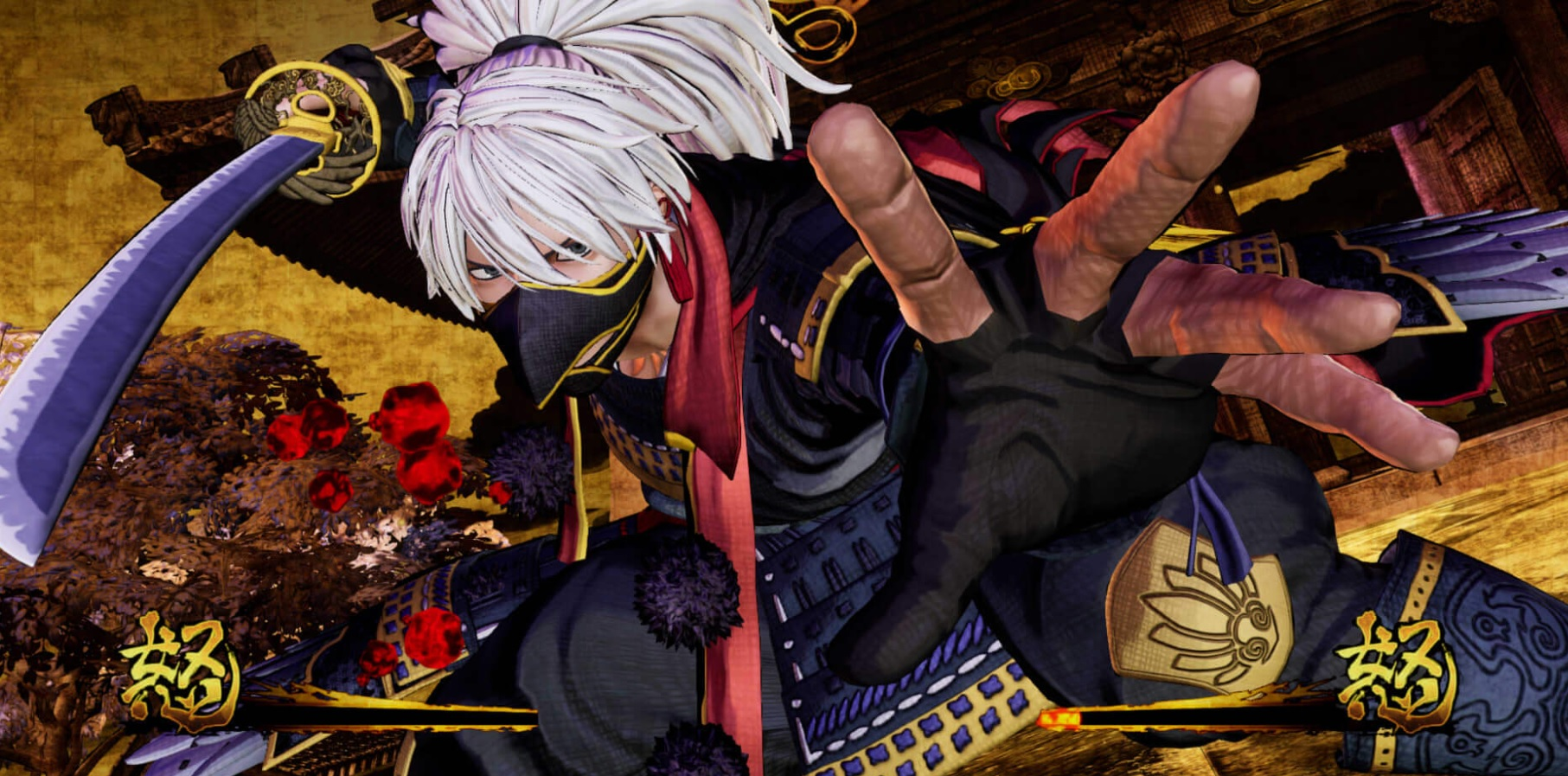 Samurai Shodown's next DLC fighter is free to own, will hail from Honor of Kings screenshot