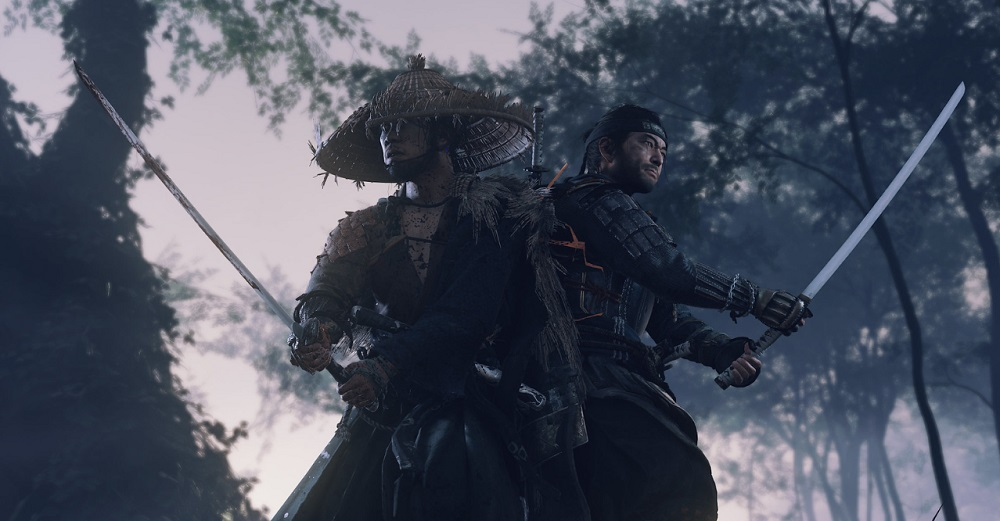 Ghost of Tsushima achieved 2.4 million global sales in first three days screenshot