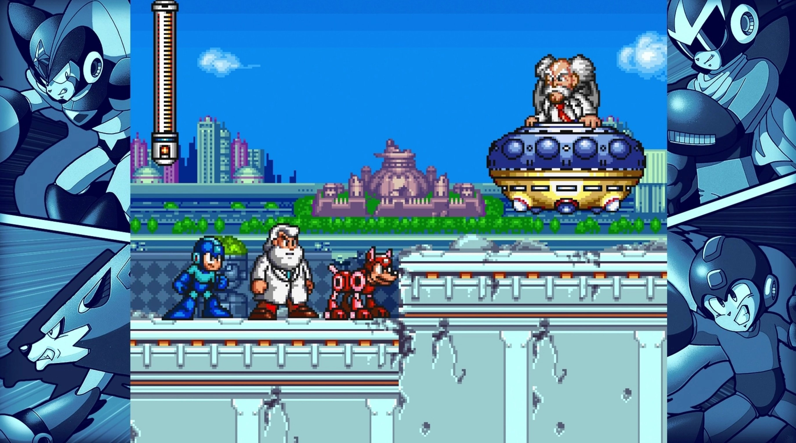 The Mega Man movie is somehow still alive in 2020 screenshot