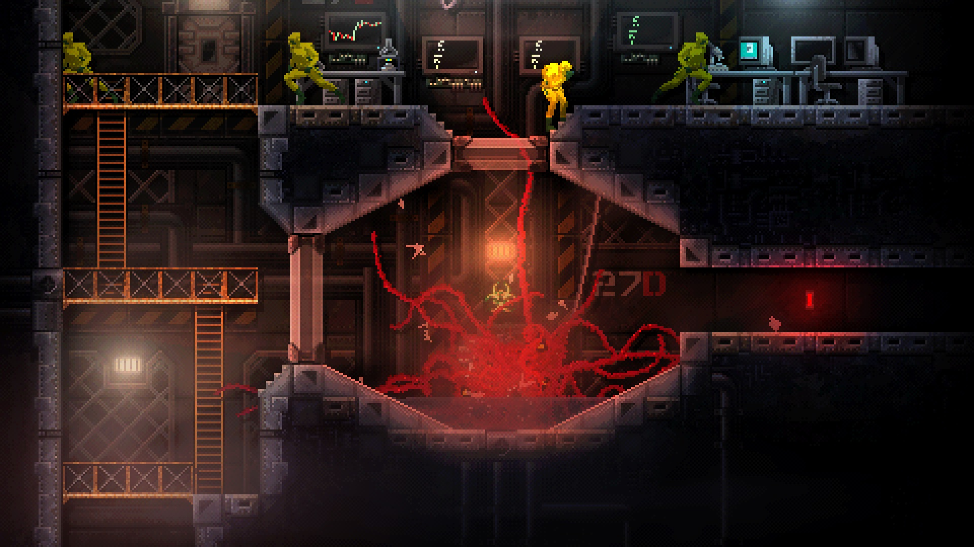 Contest: Win Carrion for Switch or Steam screenshot