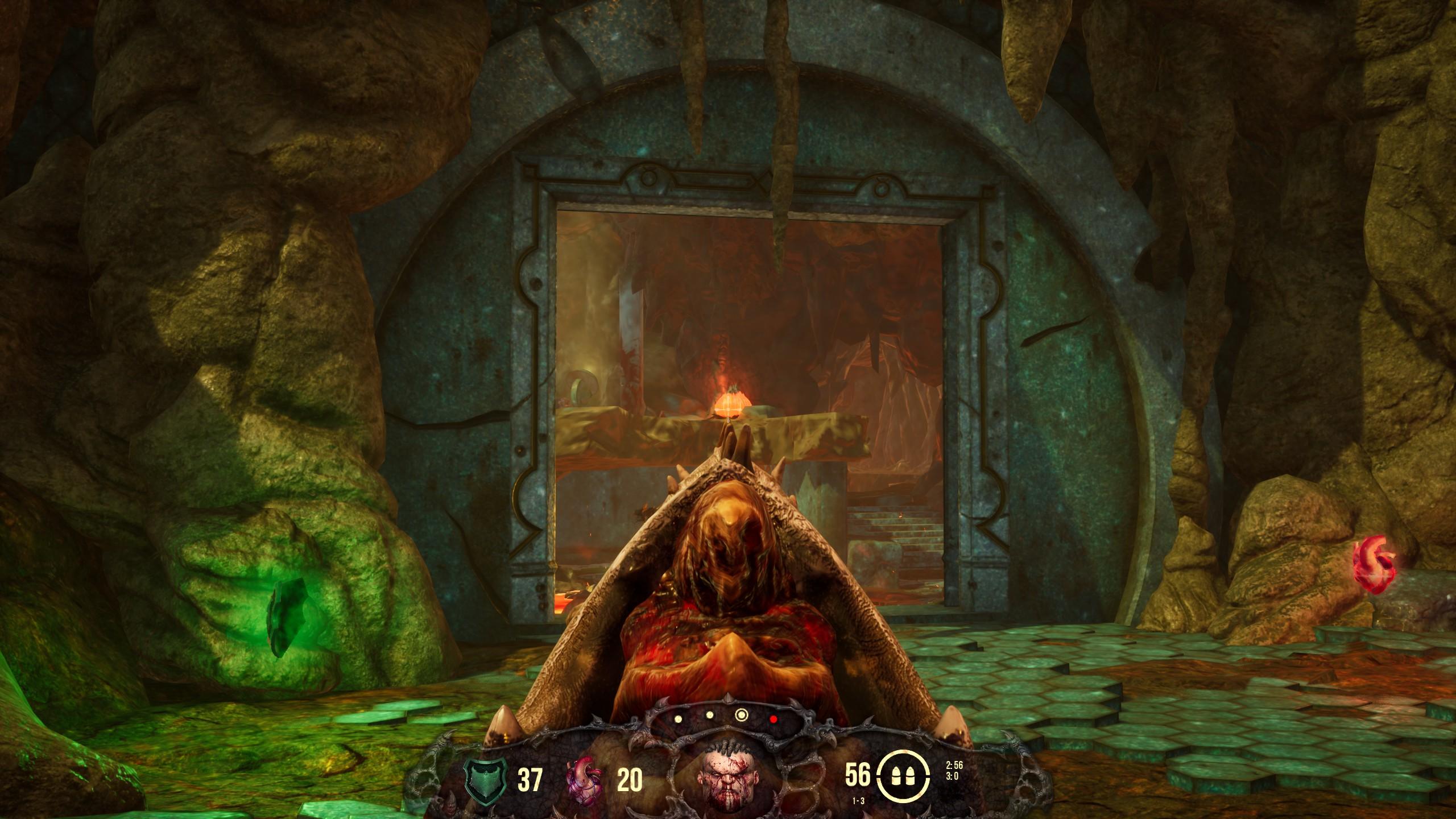 Review: Hellbound screenshot