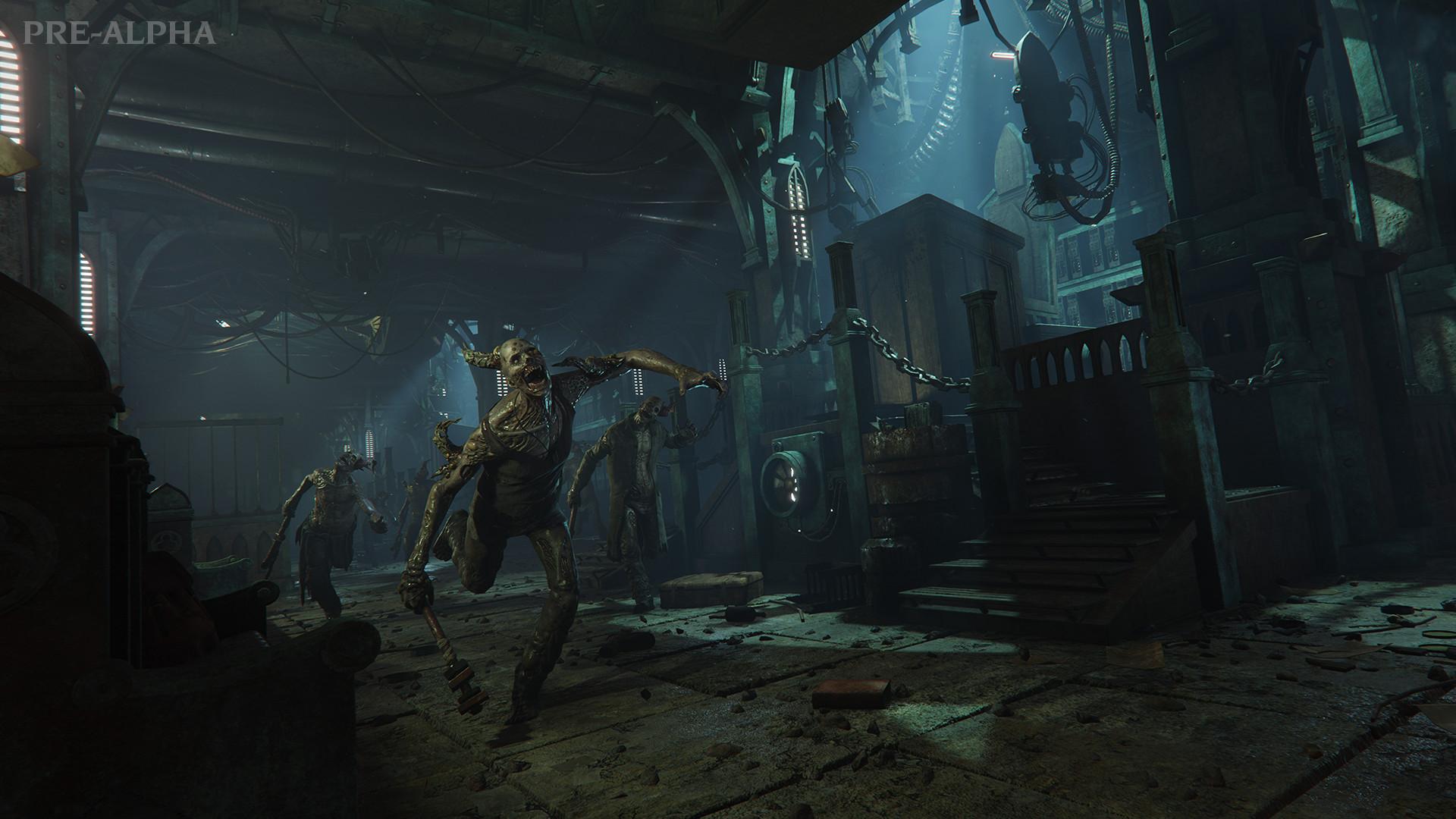 Darktide won't put Vermintide 2 development on the backburner screenshot
