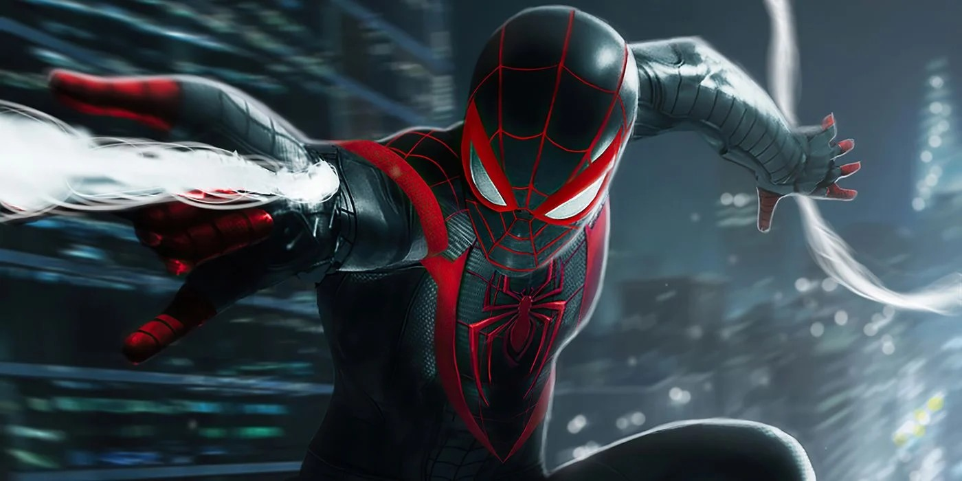 It looks like Sony undersold Spider-Man Miles Morales, as it might come with a full remaster of the original screenshot