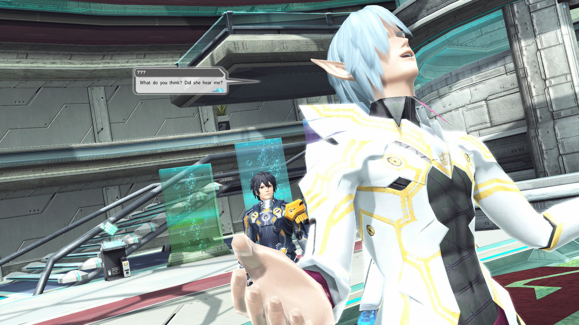 Phantasy Star Online 2 seems to be coming to Steam very soon, in case you hated the Windows launcher screenshot