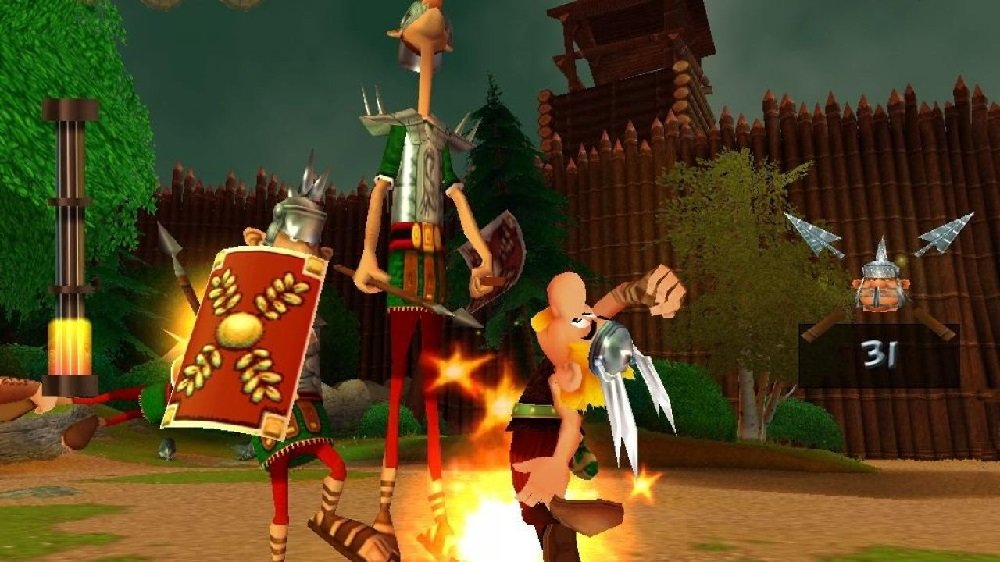 Asterix & Obelix Romastered announced for PC and consoles screenshot