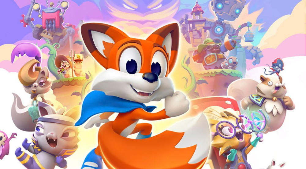 Former Switch-exclusive New Super Lucky's Tale is out on PS4 and Xbox One next month screenshot