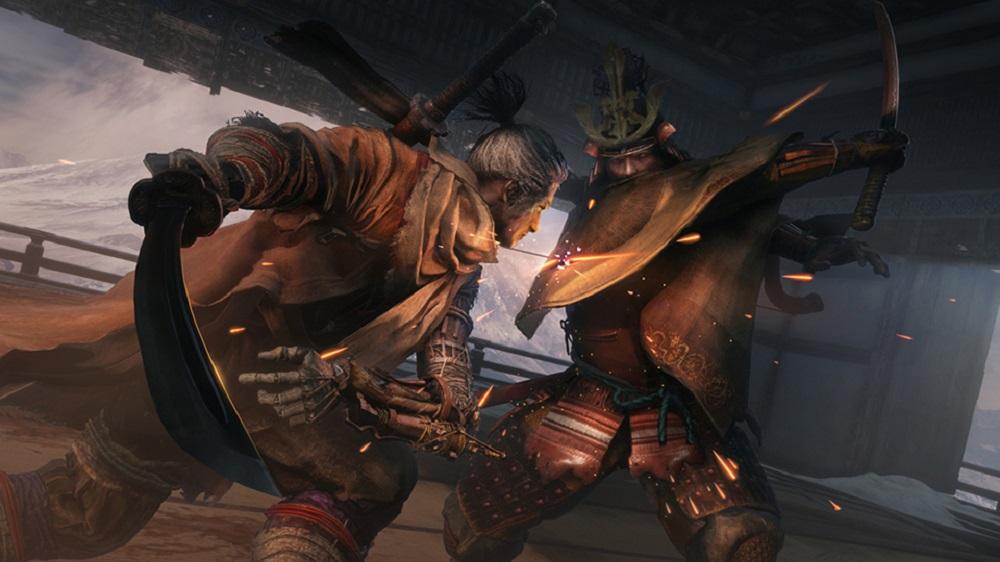 Sekiro: Shadows Die Twice GOTY edition announced for Japan screenshot
