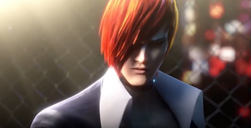 The King of Fighters: Awaken is a new CG movie based on the Orochi saga screenshot