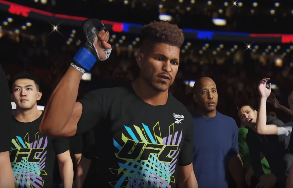 UFC 4 Career Mode puts you in control of body, brand, and beatdowns screenshot