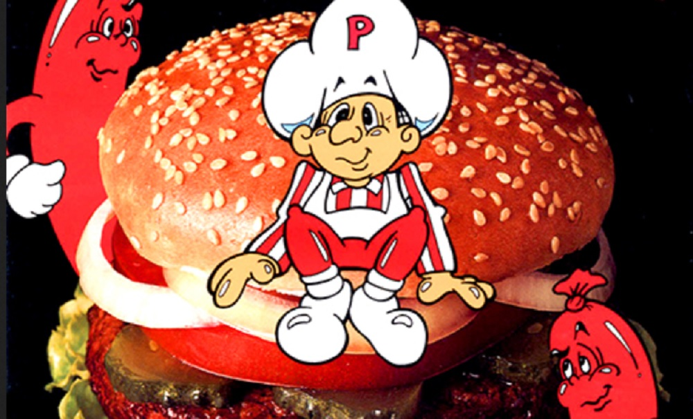 BurgerTime is this week's Arcade Archives release screenshot