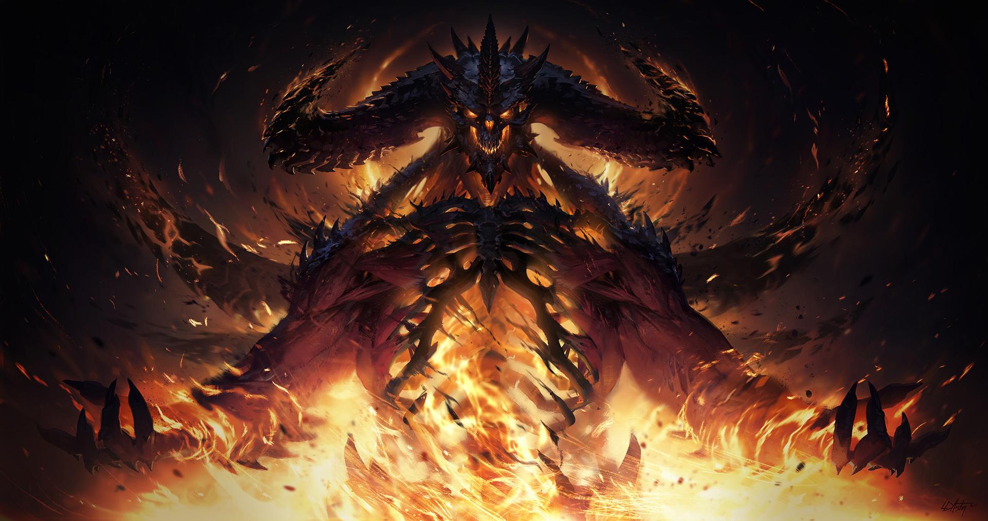 Diablo Immortal has a new trailer for ChinaJoy 2020