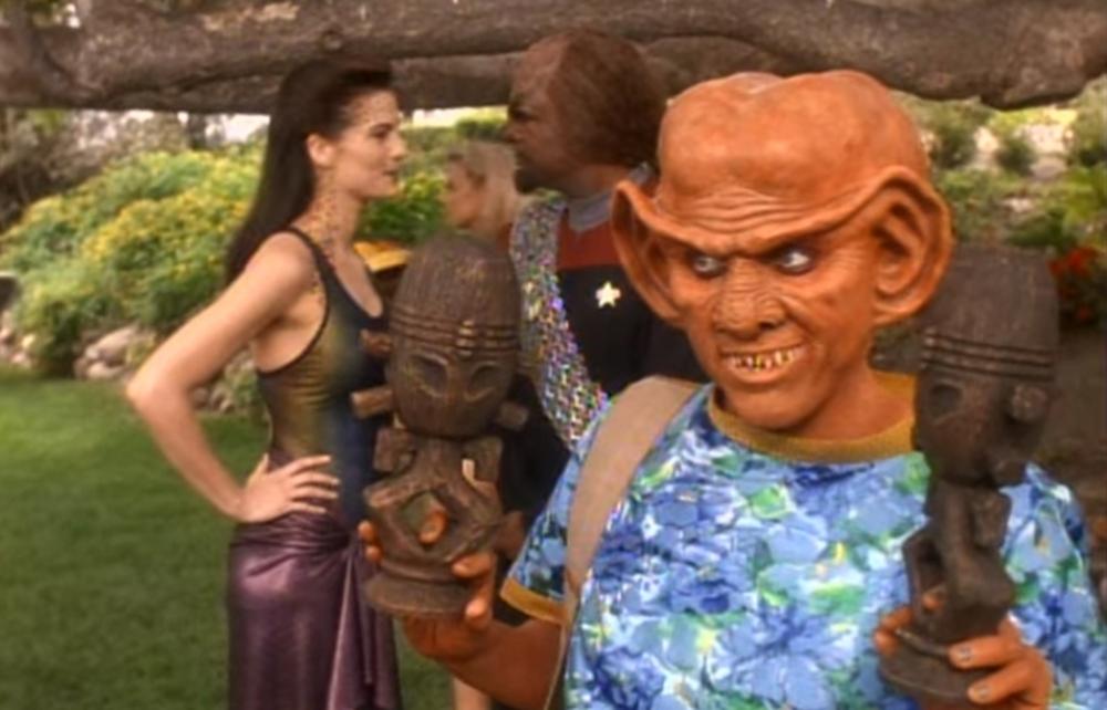 Star Trek Online's forecast signals a summer event on the horizon screenshot