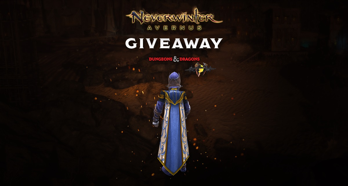 Giveaway: Take a Gift of the Noble Guard for Neverwinter on PS4 or Xbox One screenshot